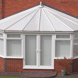 Conservatory cleaning in Dunfermline