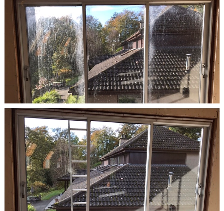 Window cleaning in Fife